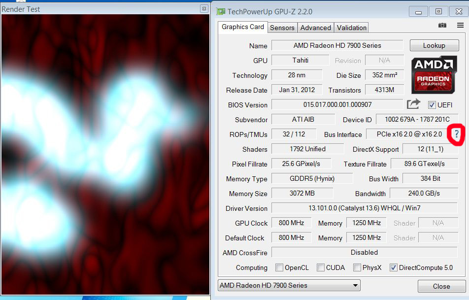 HIS HD 7950 PCI 2.0 speed check.jpg