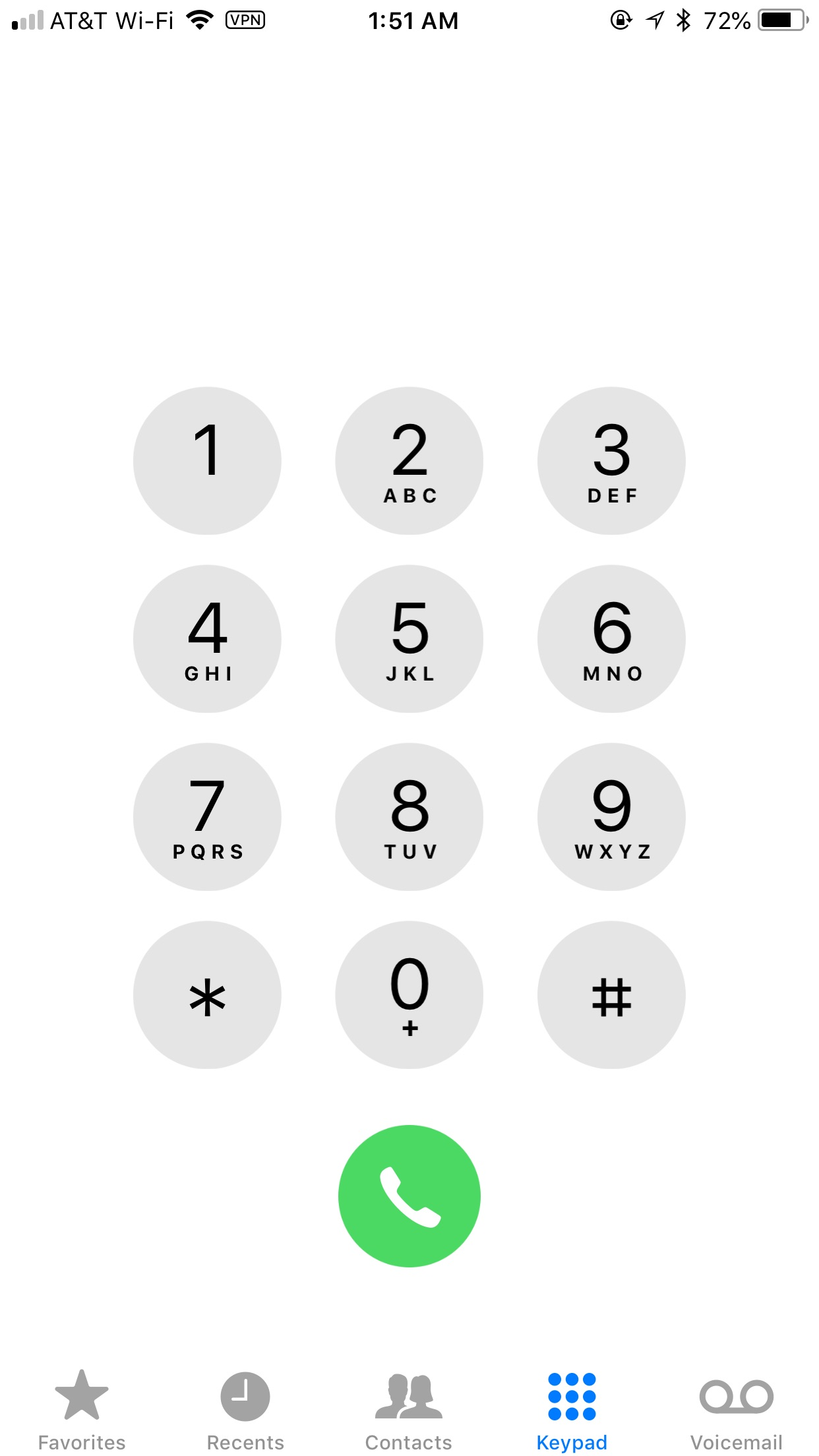 voicemail transcription not working iphone 6s