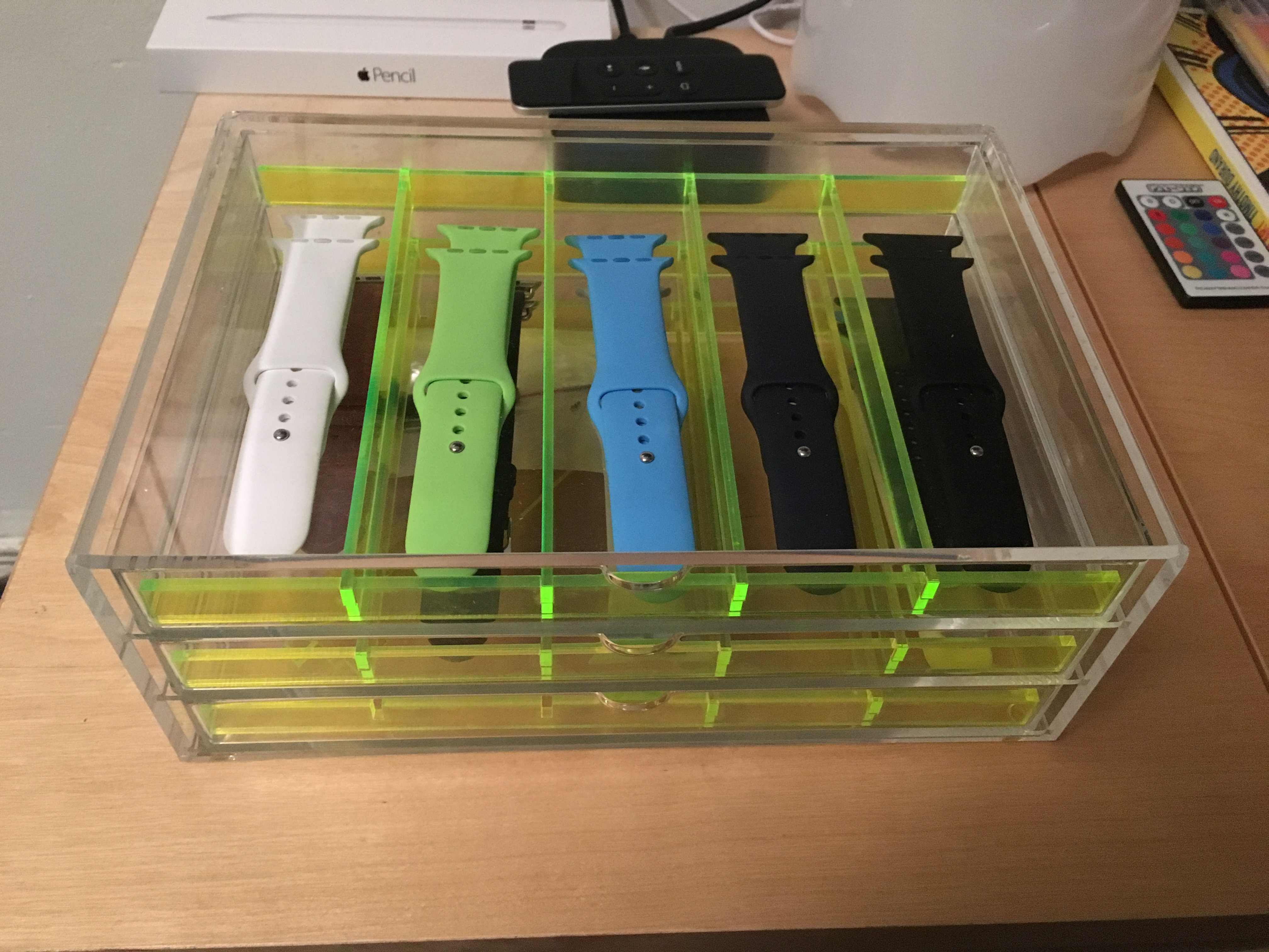 purchase cheap 6a719 f84c0 Watch band storage trays, cases and boxes [MERGED] | Page 5 ...