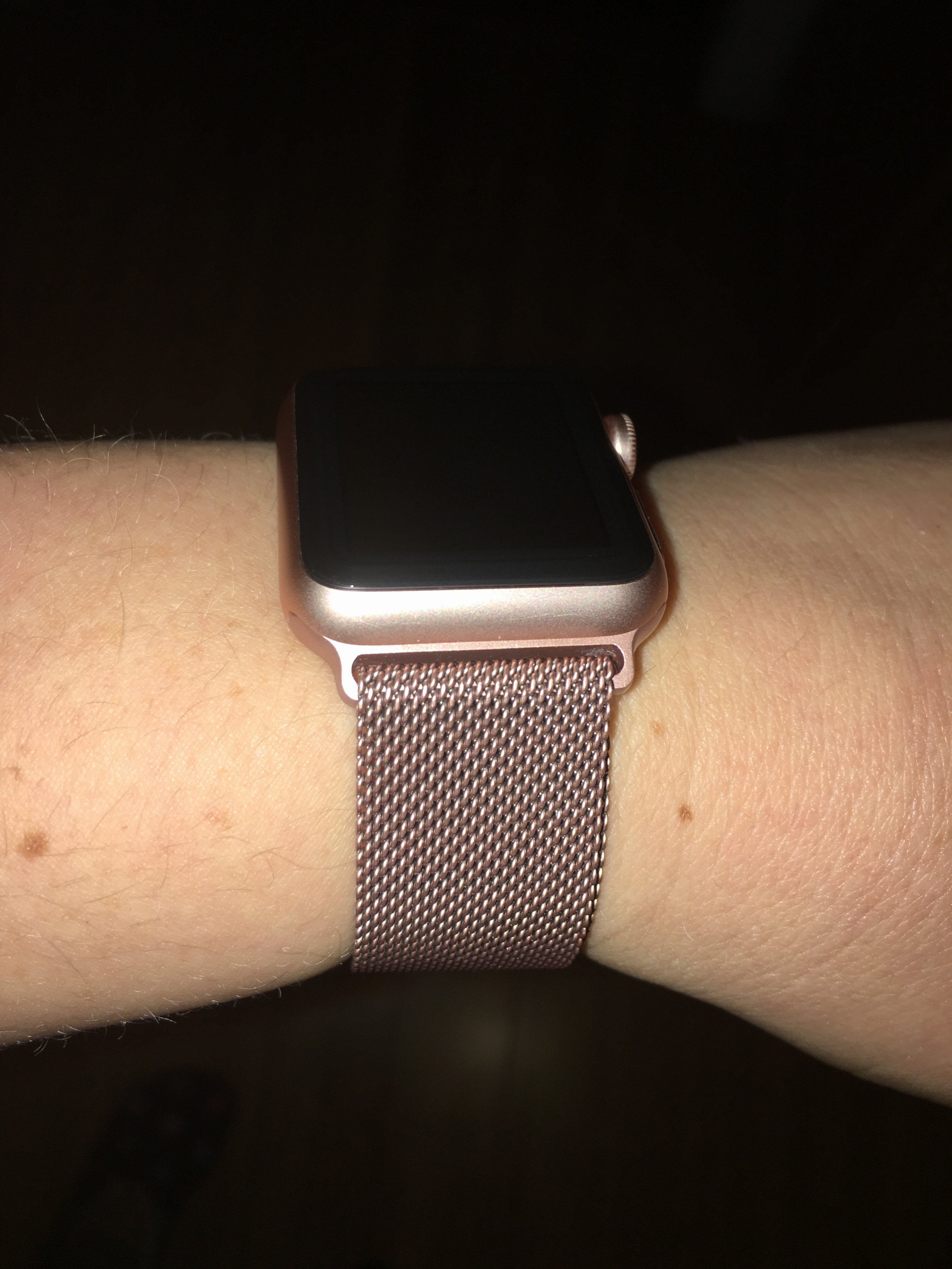 What Bands Go With The Rose Gold Watch Ladies Macrumors Forums
