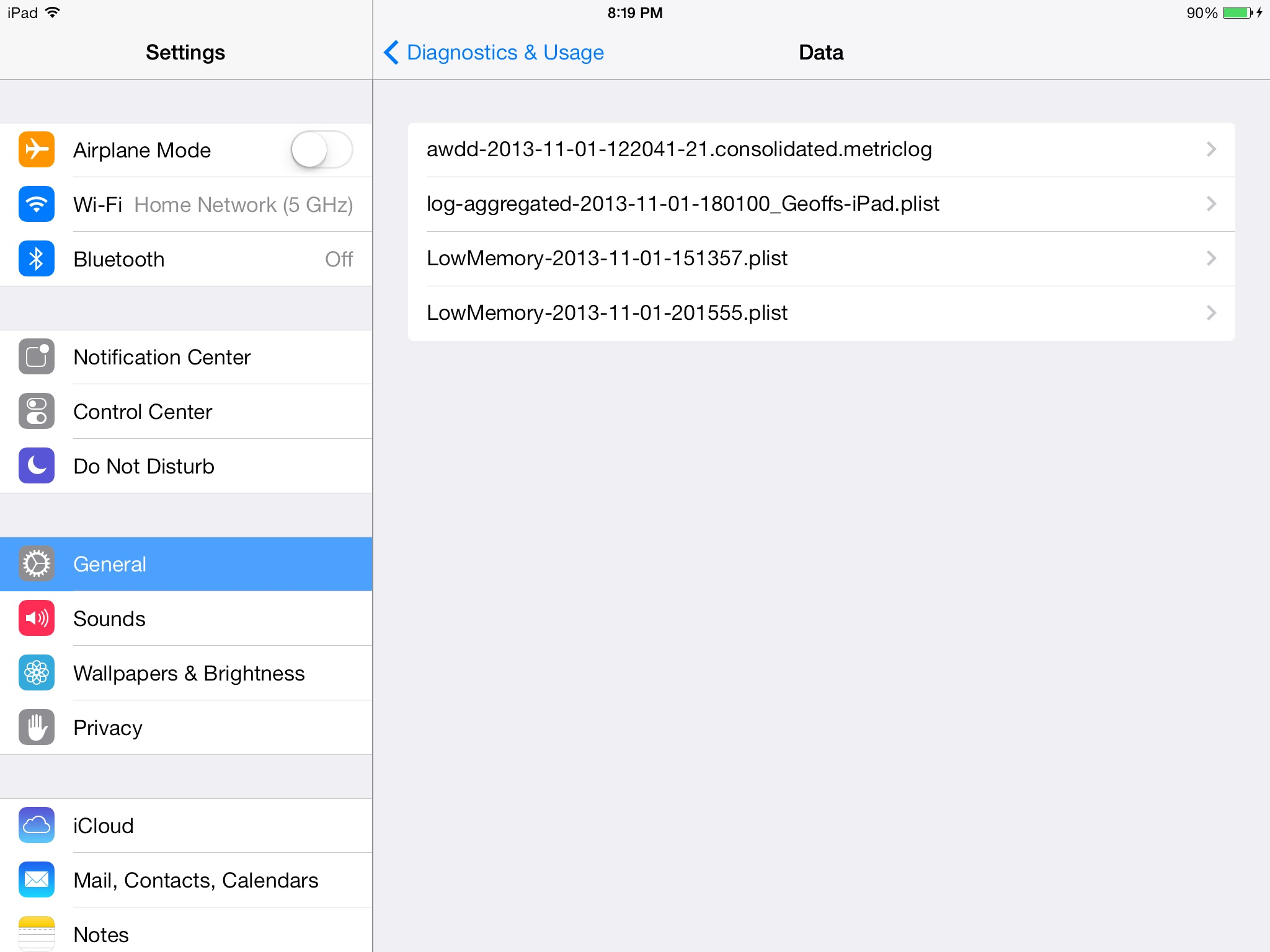 iPad - Apps Crashing on iPad Air | MacRumors Forums