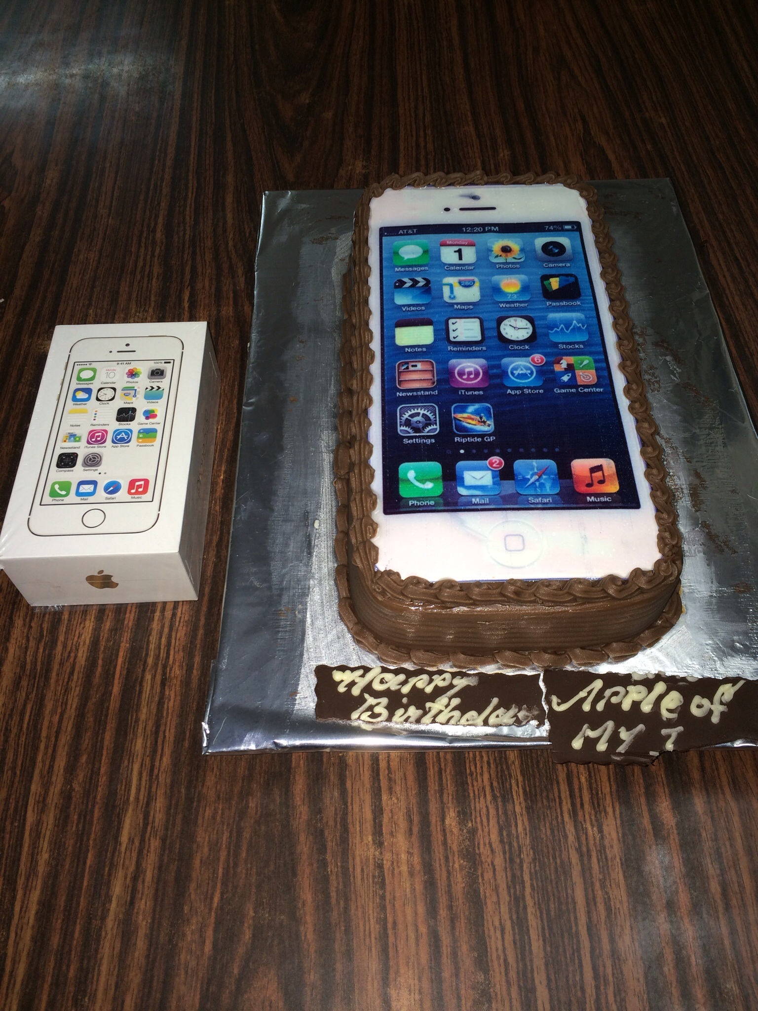 iPhone Cake MacRumors Forums