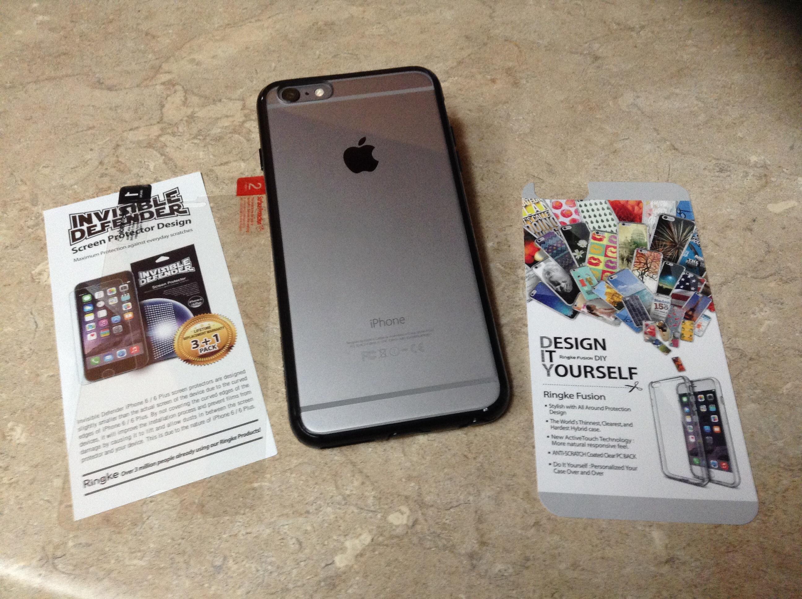 iphone 6 ringke case