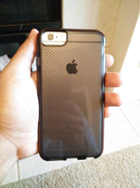 tech21 iphone 6 case black