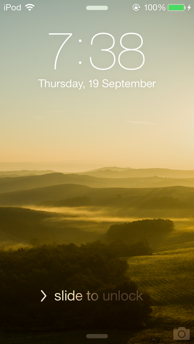 Can You Display Battery Percentage Charge Ios 7 Macrumors Forums