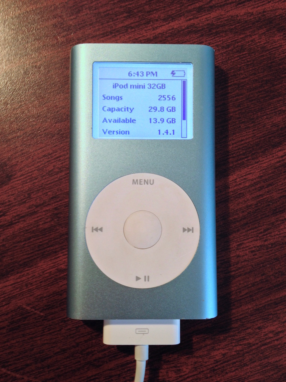 Finished 256gb Upgrade Of 2nd Gen Ipod Mini See Pics Page 3