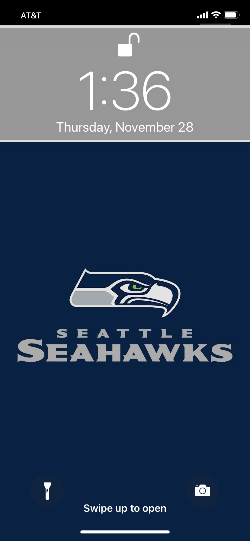 My Seahawks Lock Screen Wallpaper Iphone Xr Macrumors Forums
