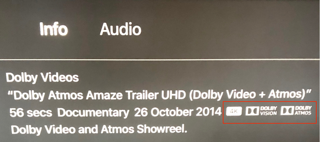 Dolby Atmos Content to test? | Page 2 | MacRumors Forums