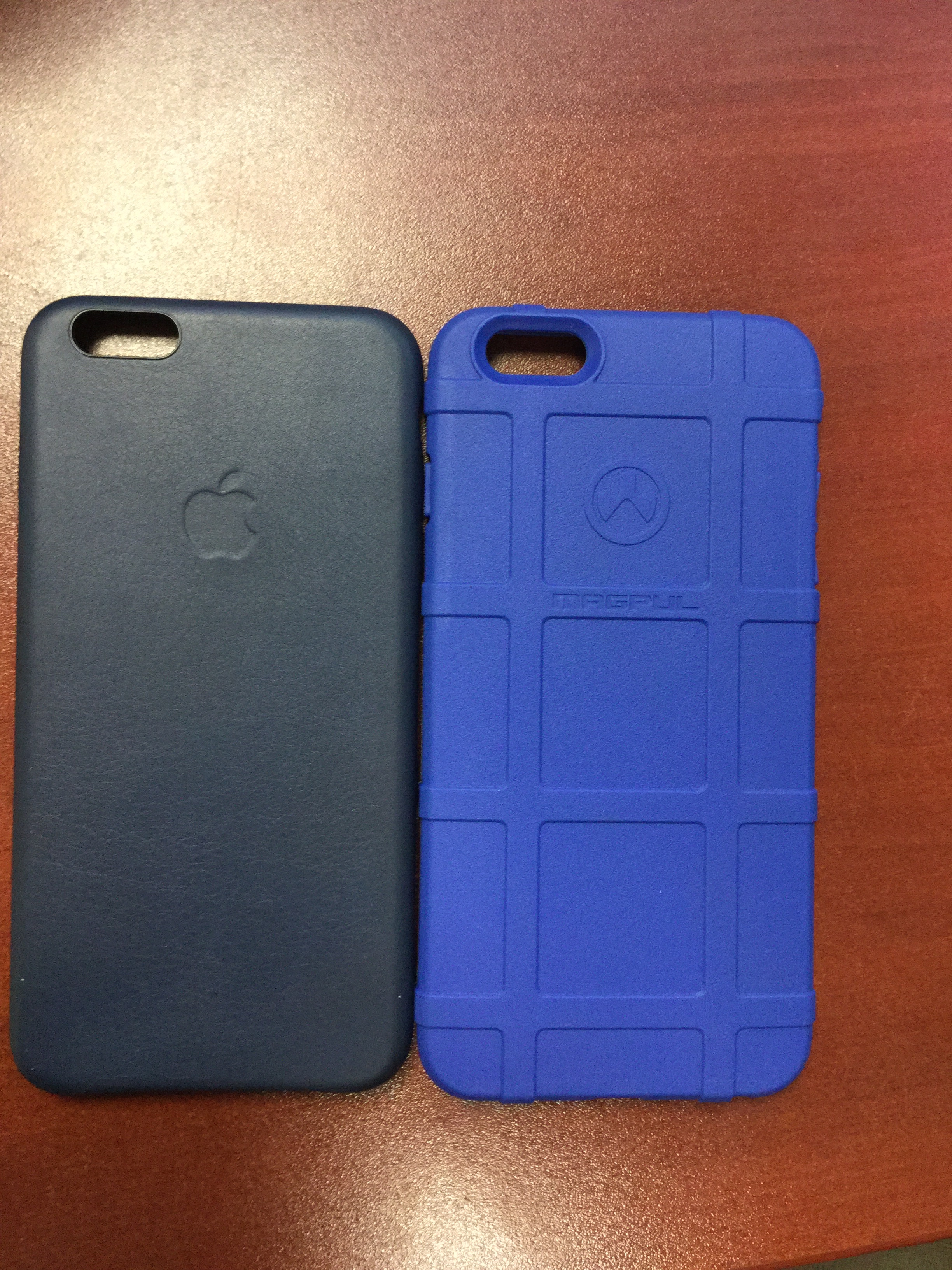 new photos f3191 1be53 Blue Magpul iphone 6 plus review | MacRumors Forums