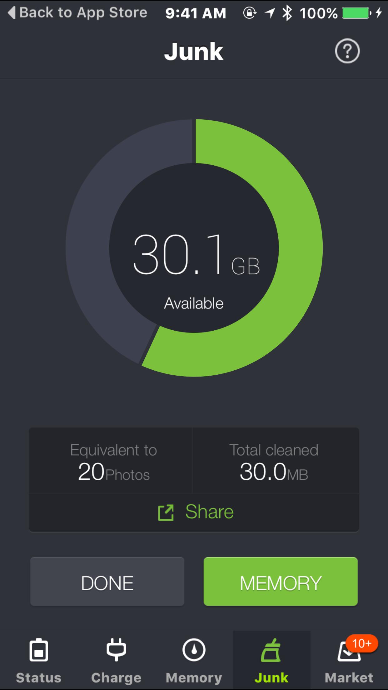 Battery Doctor/clean junk app | MacRumors Forums