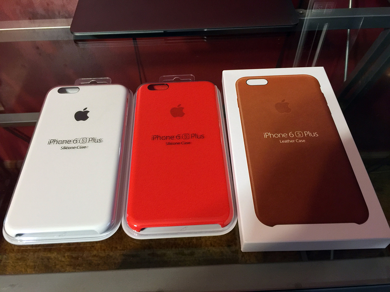 purchase cheap b9509 c723f Apple iPhone 6s Silicone Case just delivered | Page 4 | MacRumors Forums