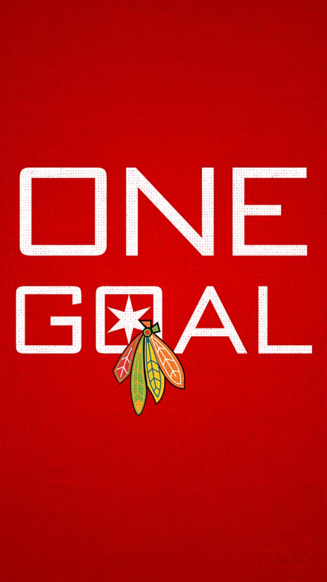 Chicago Blackhawks One Goal Wallpaper
