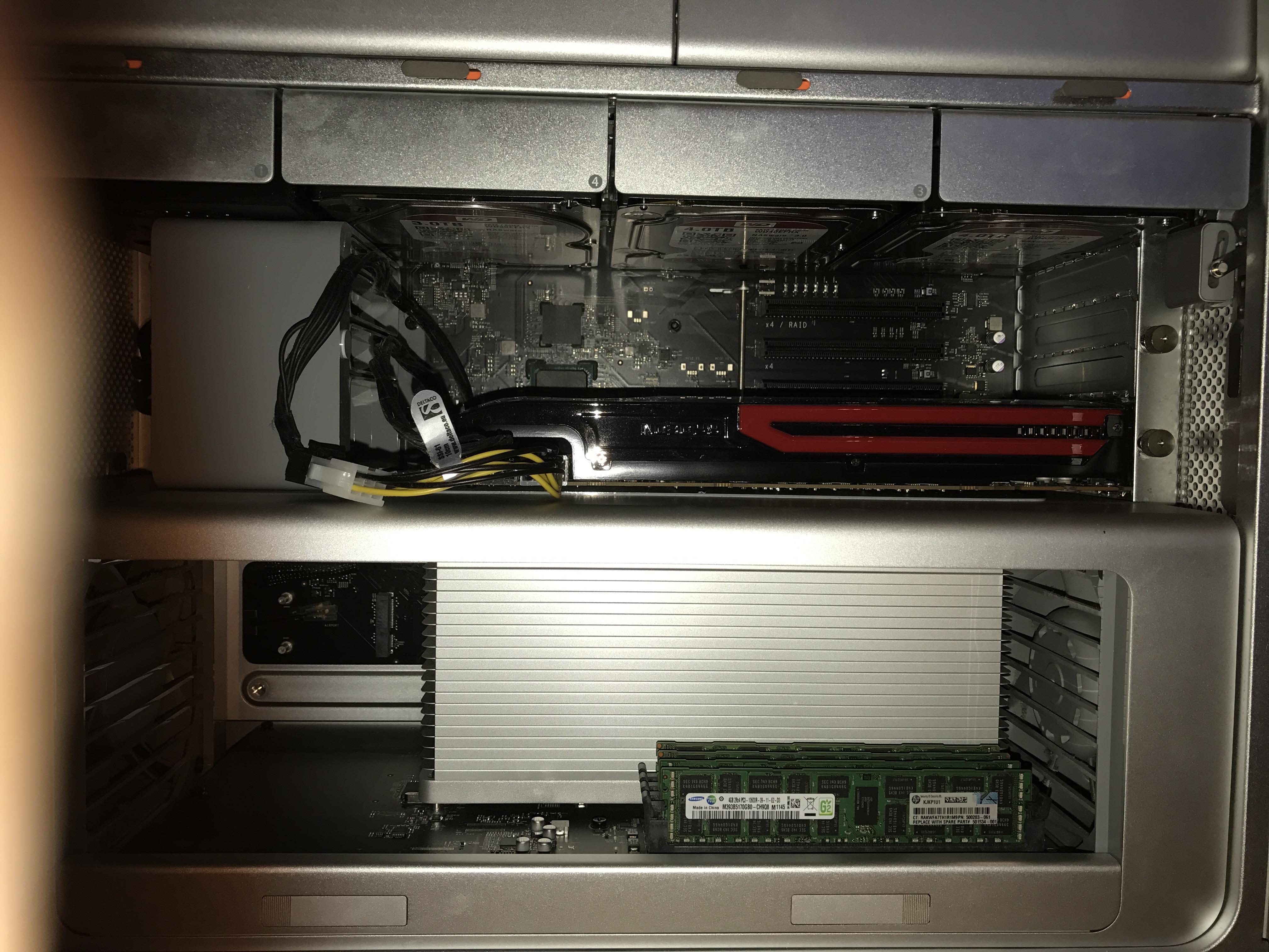 Nvidia GeForce GTX 980 on 5 1 | MacRumors Forums