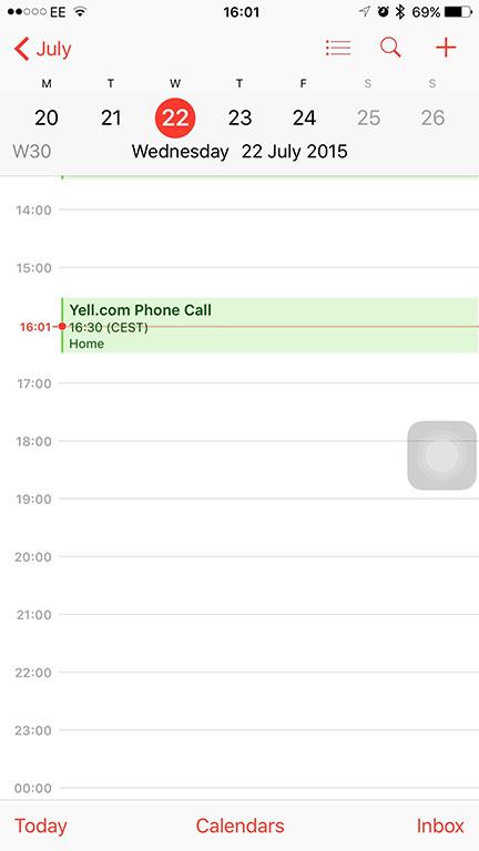 iOS Calendar App Time Zone (Exchange) Issue | MacRumors Forums