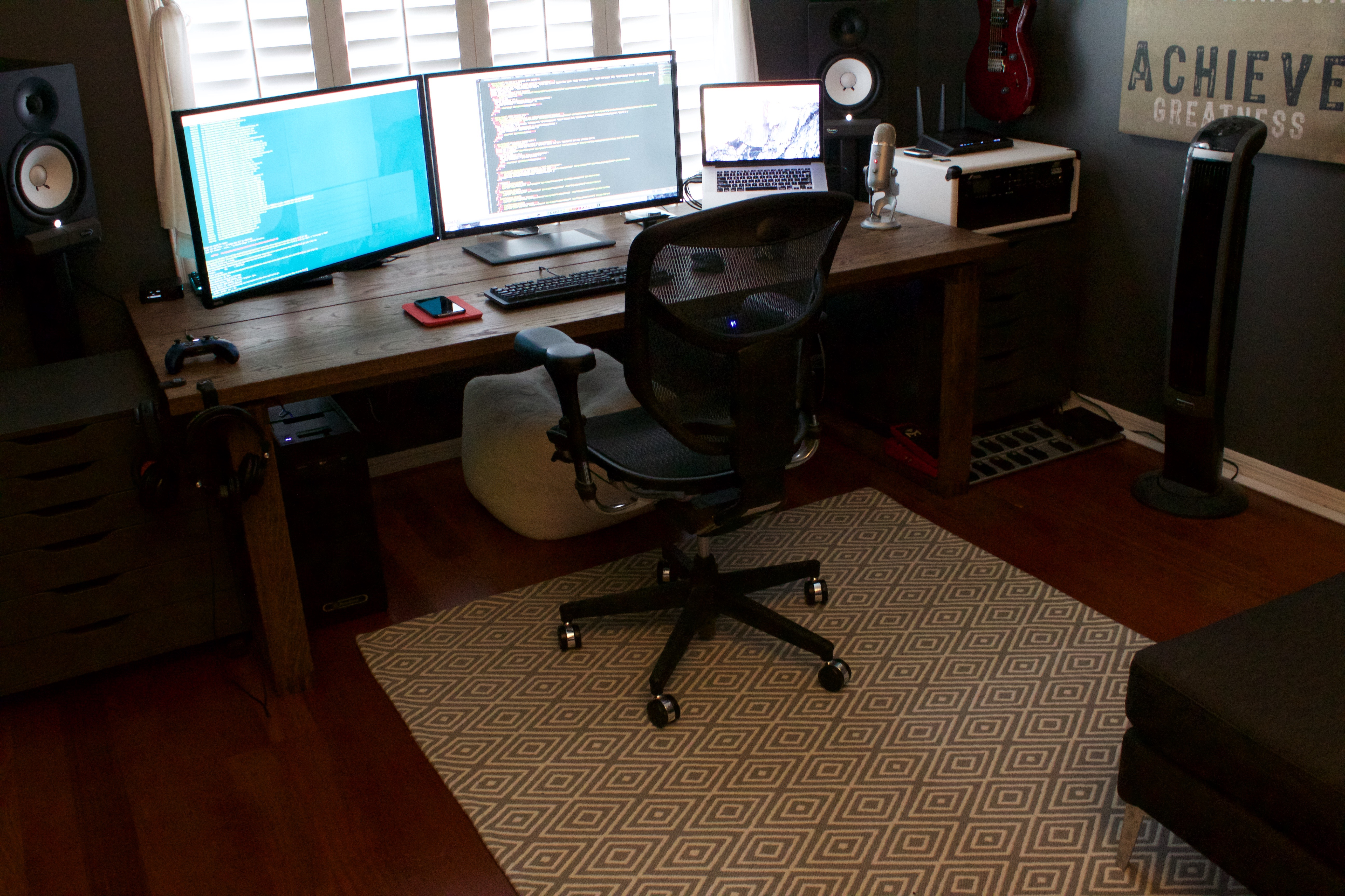 What Type Desk Do You Use