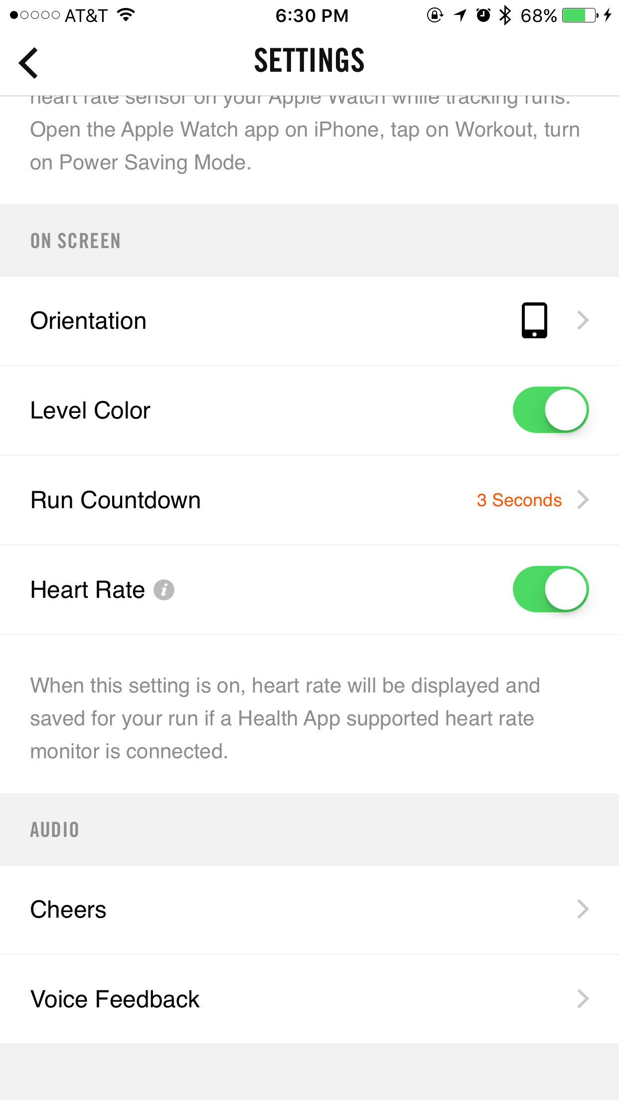 Nike Running App, Series 2 and Heart Rate Not Working | MacRumors Forums
