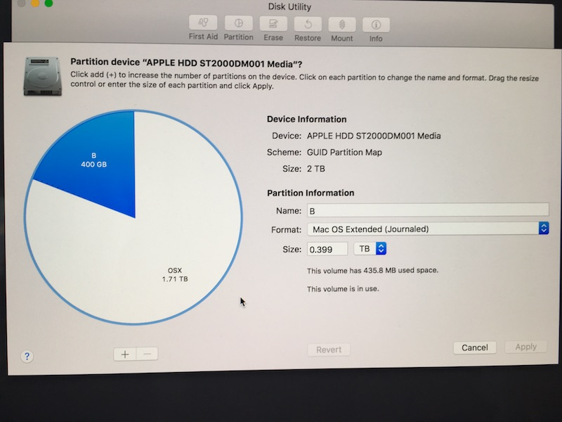 Cannot remove former bootcamp partition   MacRumors Forums