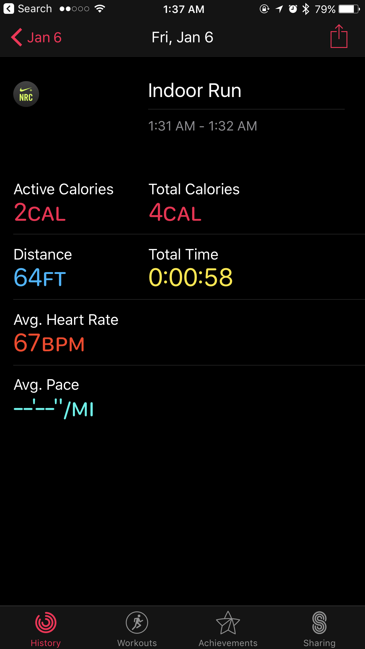Nike Running App, Series 2 and Heart Rate Not Working   MacRumors Forums