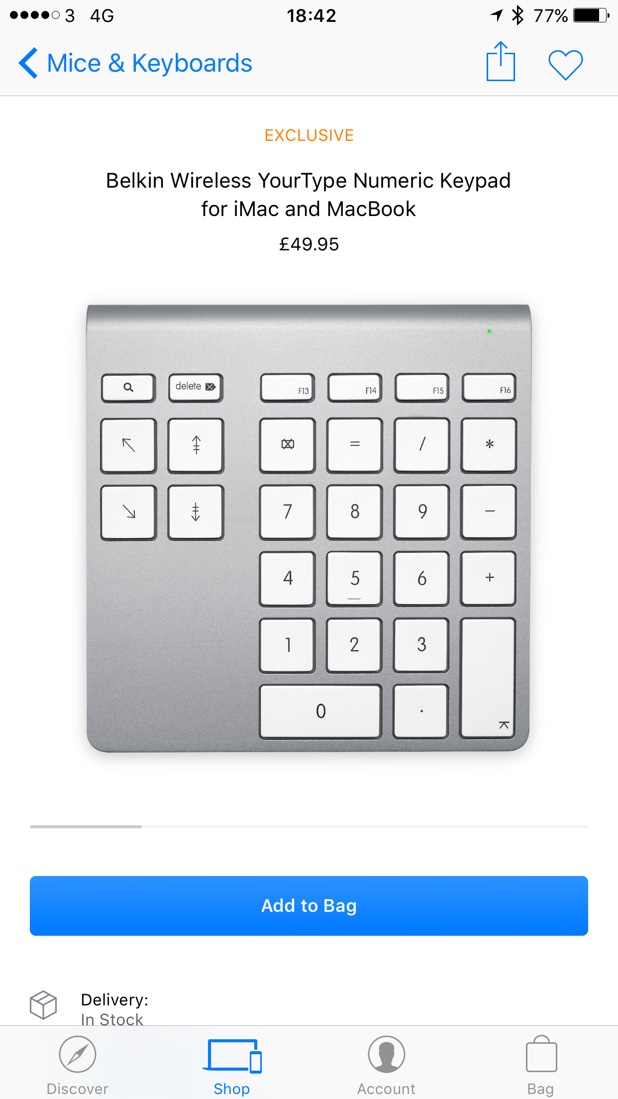 Why there is no wireless version of Apple Keyboard with Numeric ...