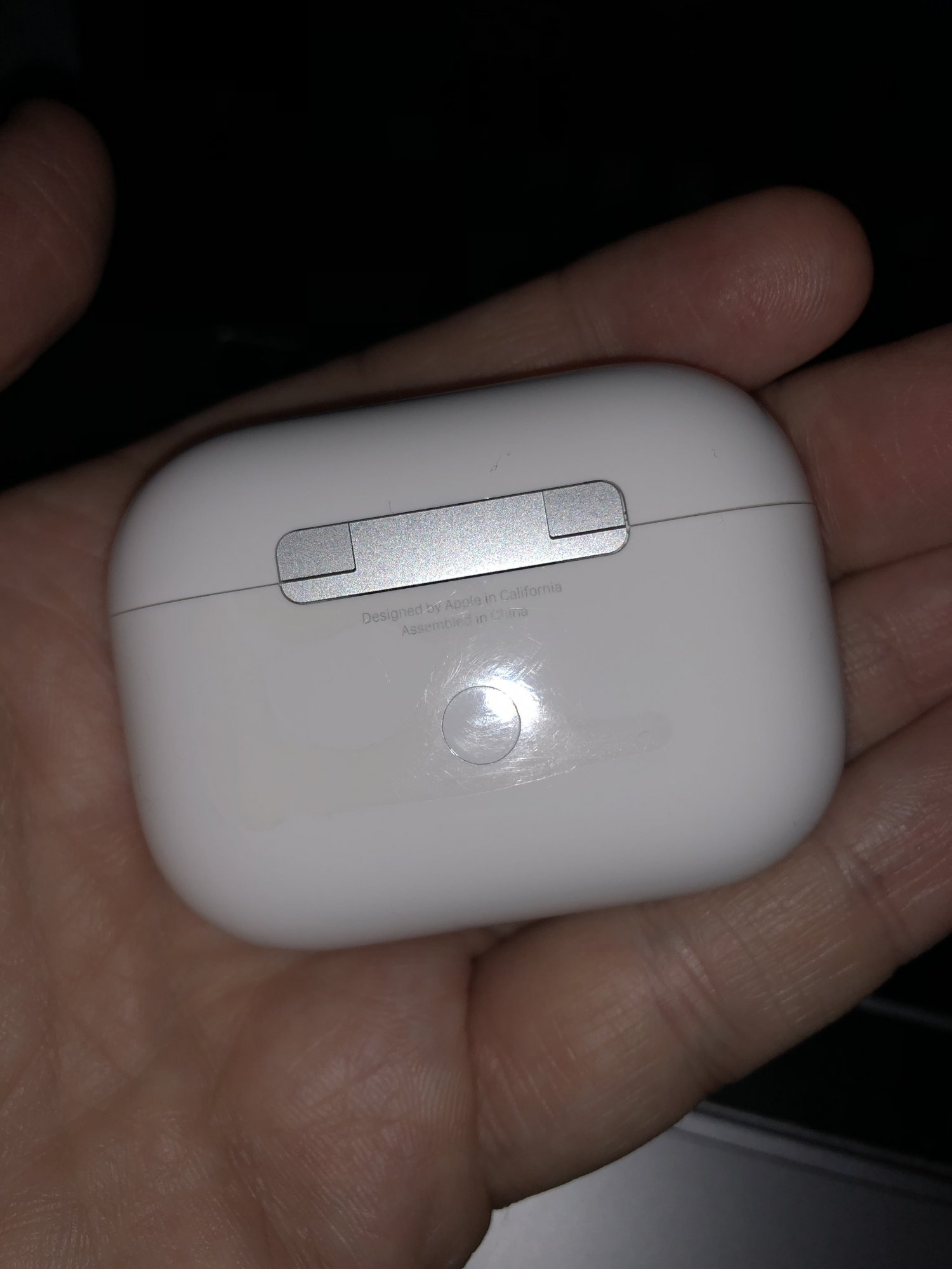 Did My Qi Certified Wireless Charger Leave Stains On My Airpods