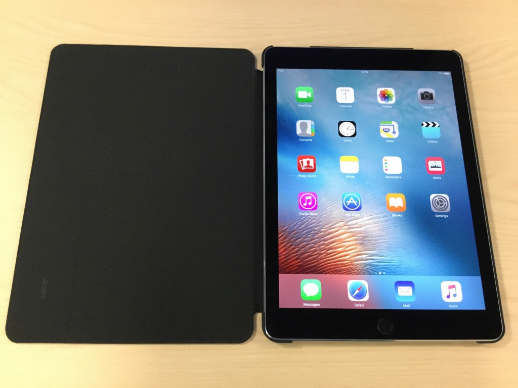 more photos c312d 091be iPad Pro - ESR iPad Pro 9.7 Smart Case review | MacRumors Forums