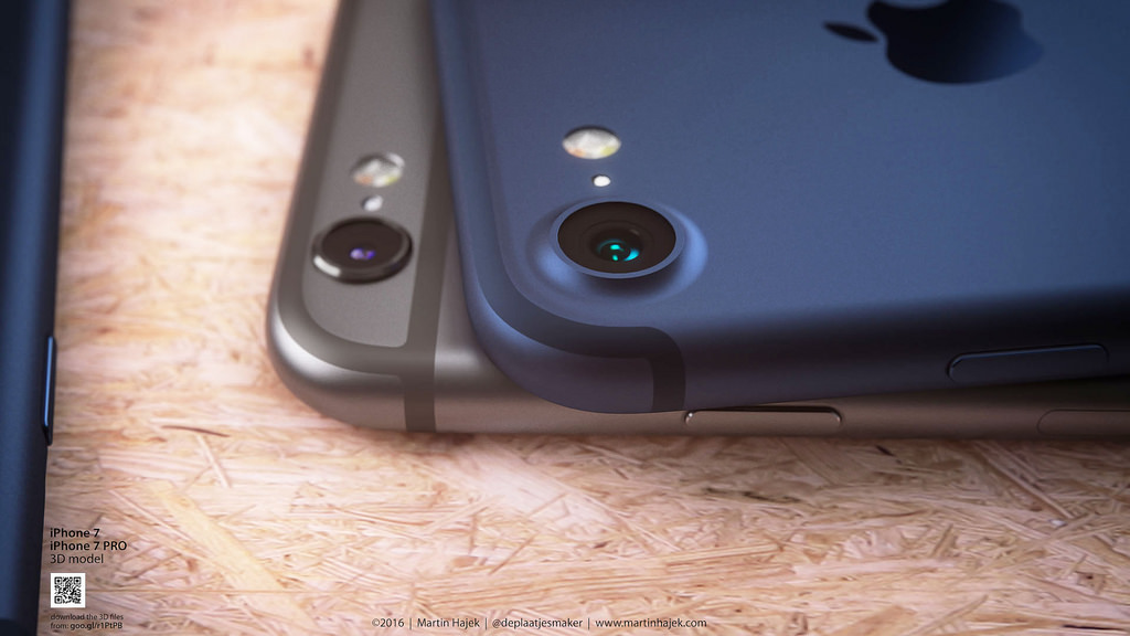 IPhone 8 Deep Blue Color