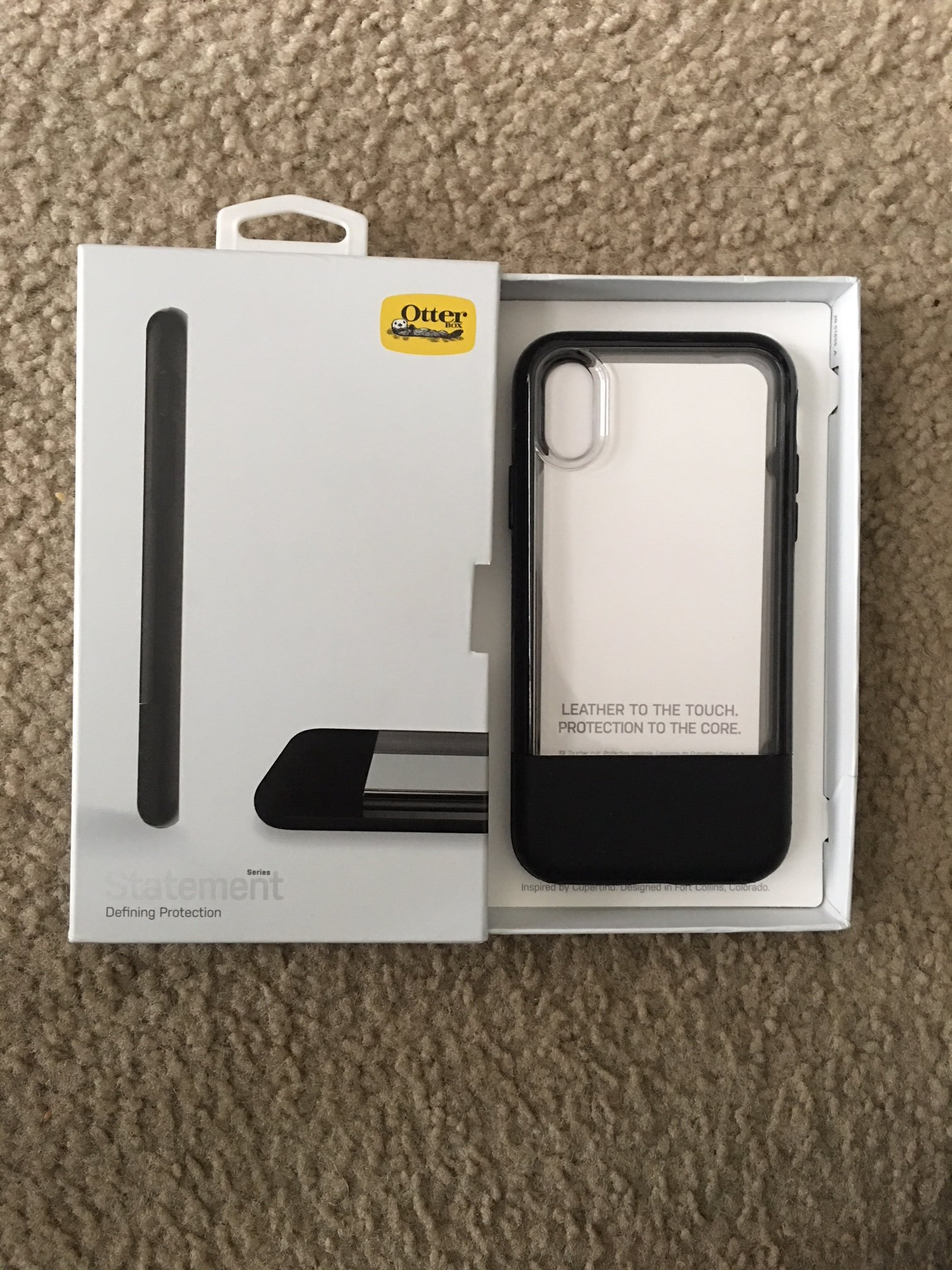 purchase cheap 34a54 887f6 Otterbox Statement for X? Worth it? | MacRumors Forums