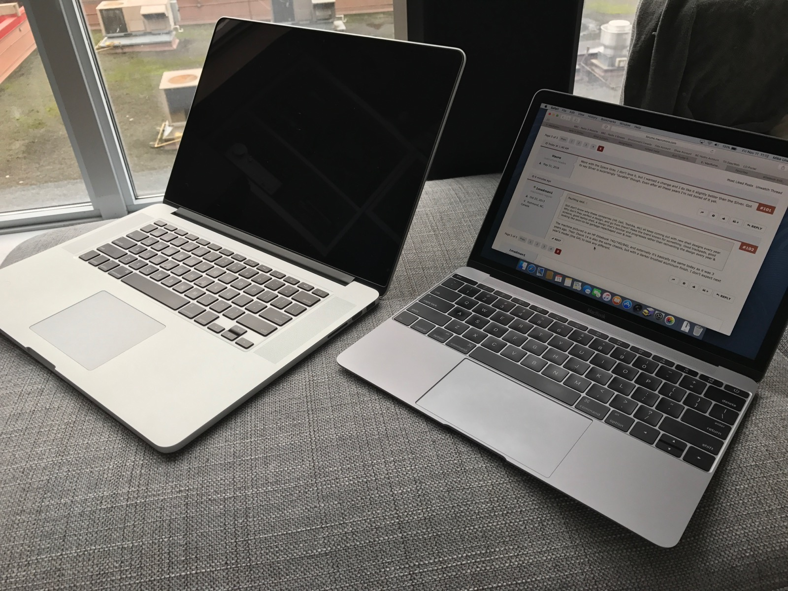 Space Gray rMBP or Silver ? | Page 5 | MacRumors Forums