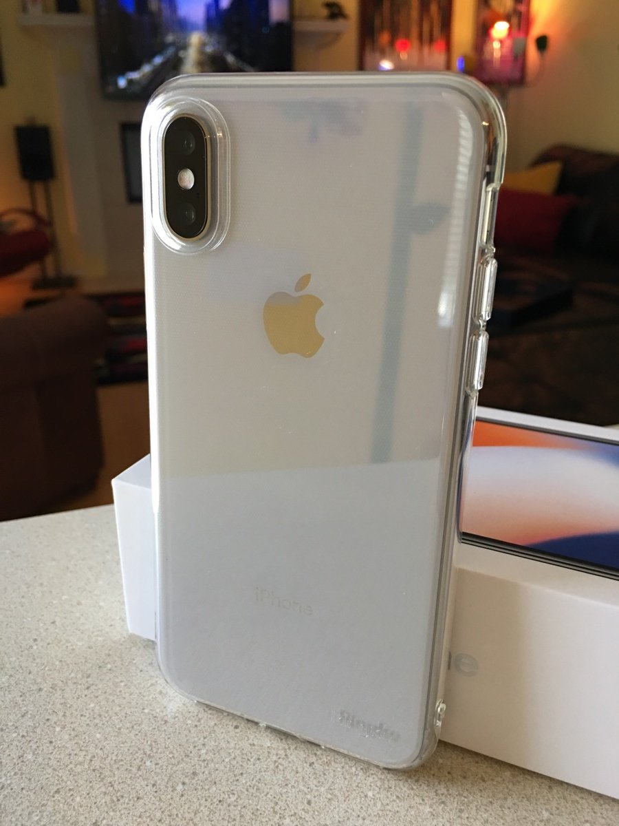 timeless design cea4d 4b2f6 Thin affordable case for iPhone X? | MacRumors Forums