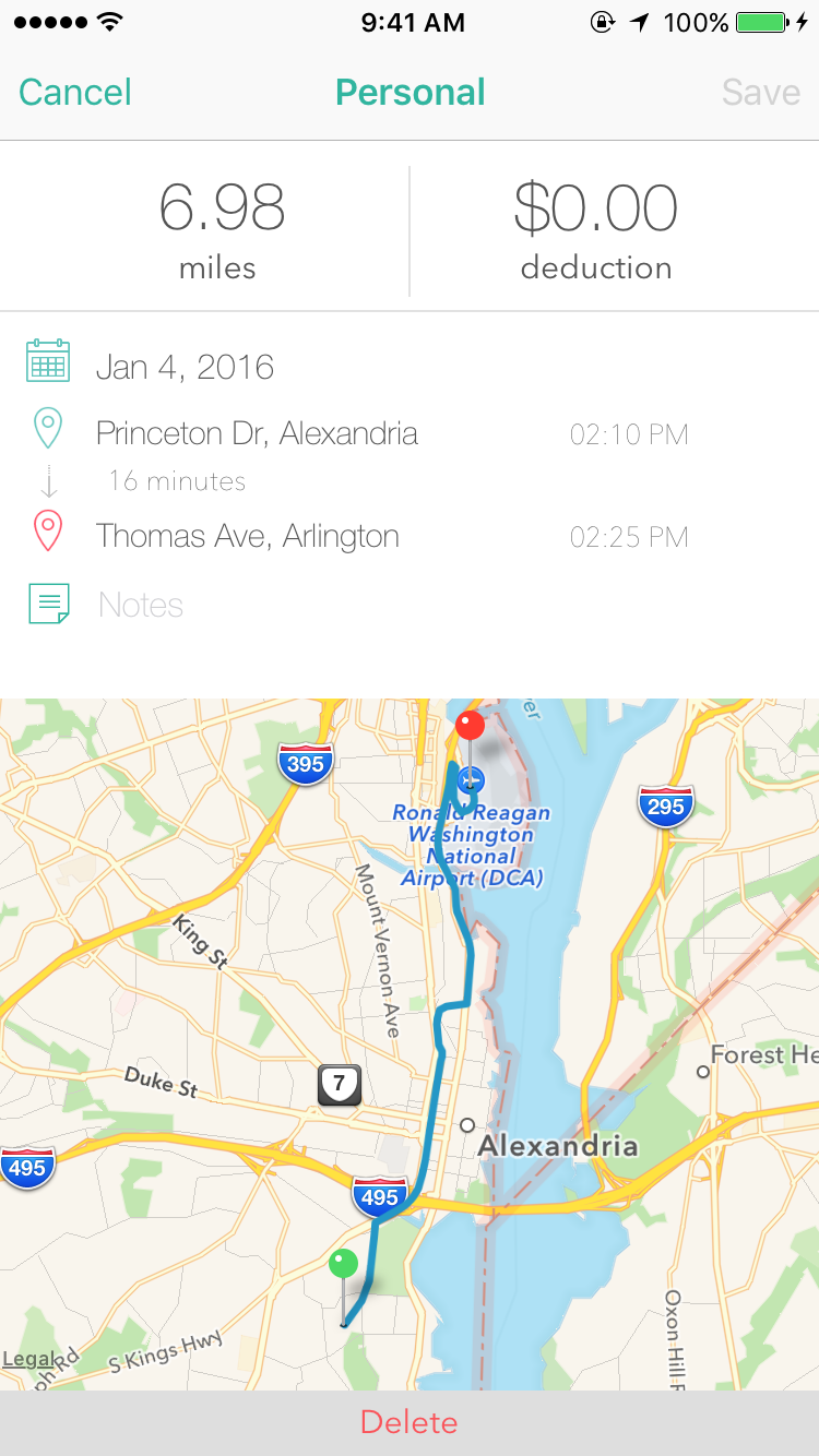Can Anyone Recommend The BEST Mileage Tracking App Or Mileage Log - Us mileage map