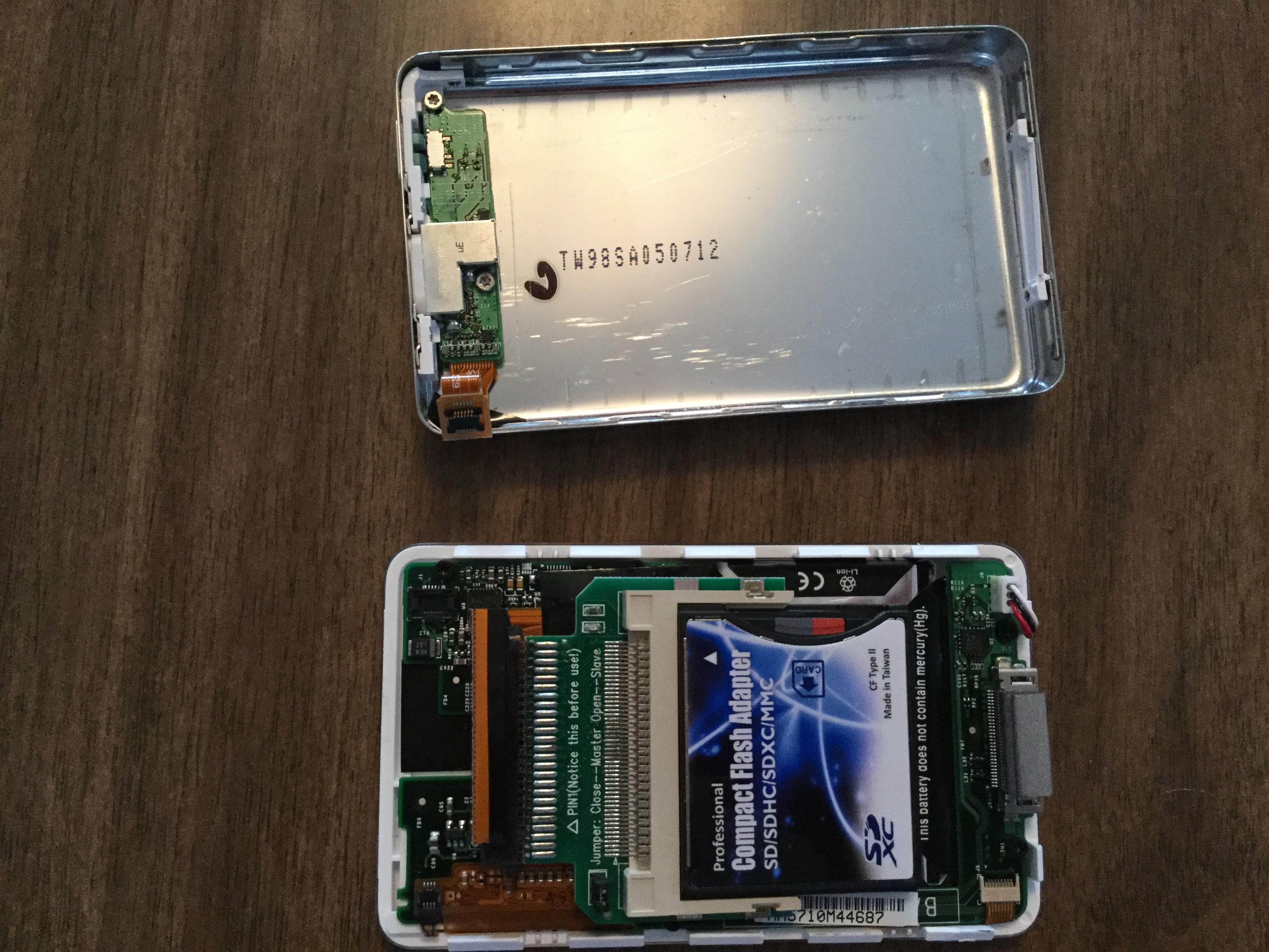 iPod Classic 4th Gen SSD Upgrade Adventure | MacRumors Forums