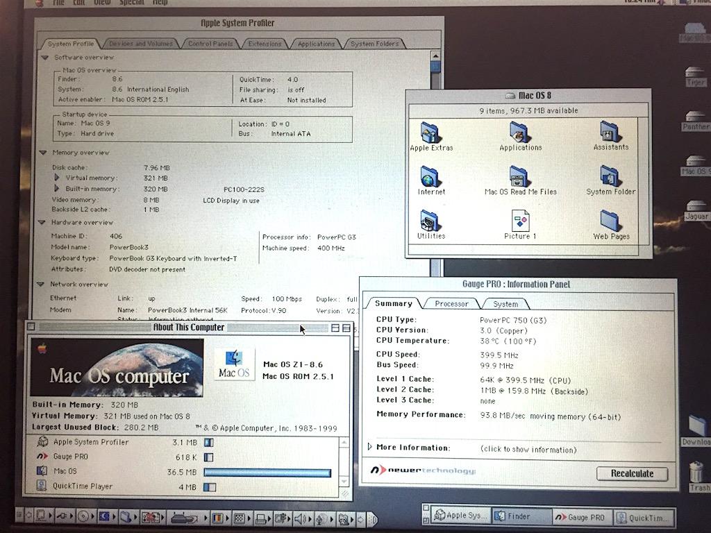 Mac OS 8 6 findings and ramblings | MacRumors Forums