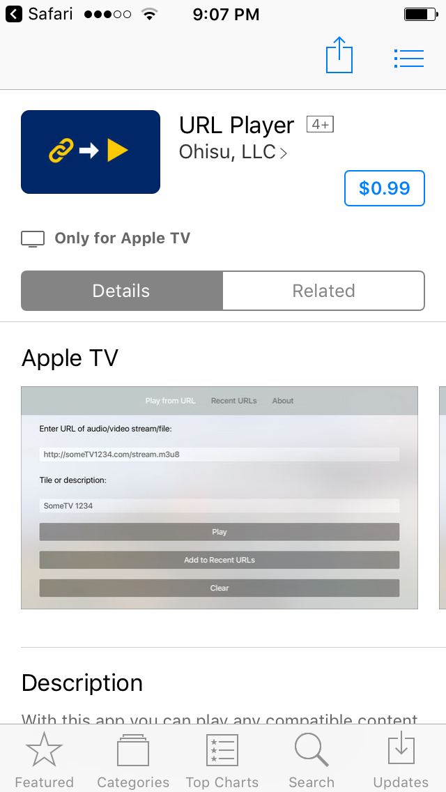 IPTV App Apple TV 4? | MacRumors Forums