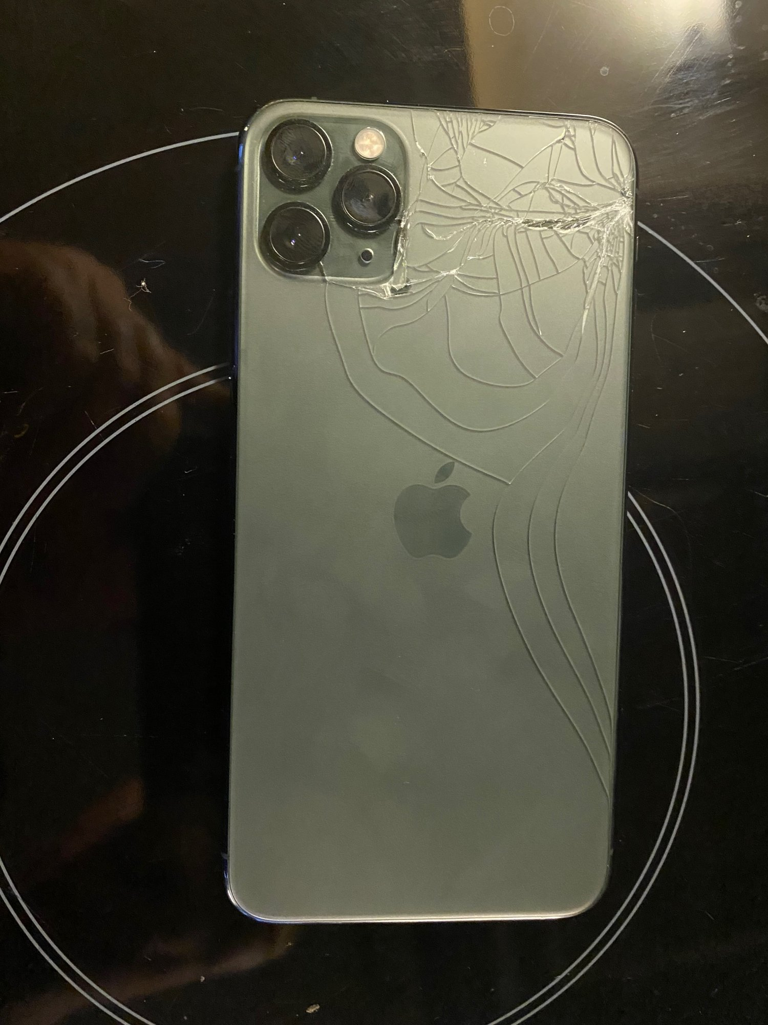 How Much Is An Iphone 11 Pro Max Worth If The Back Glass Cracked Macrumors Forums