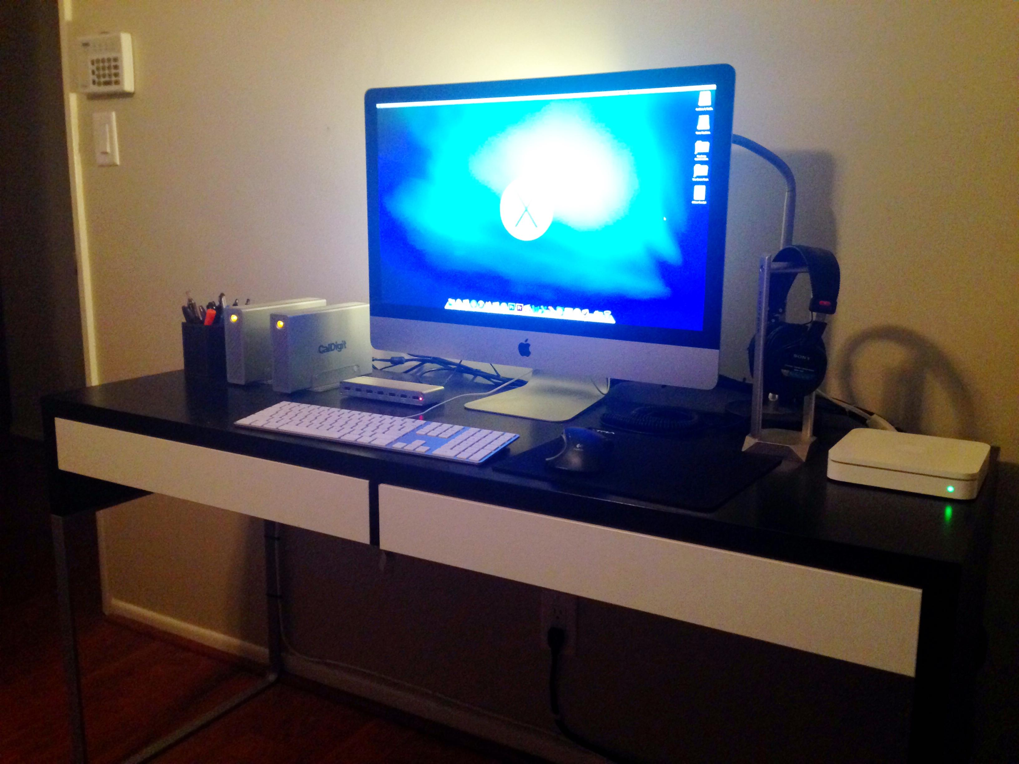 Desk for 27 iMac MacRumors Forums