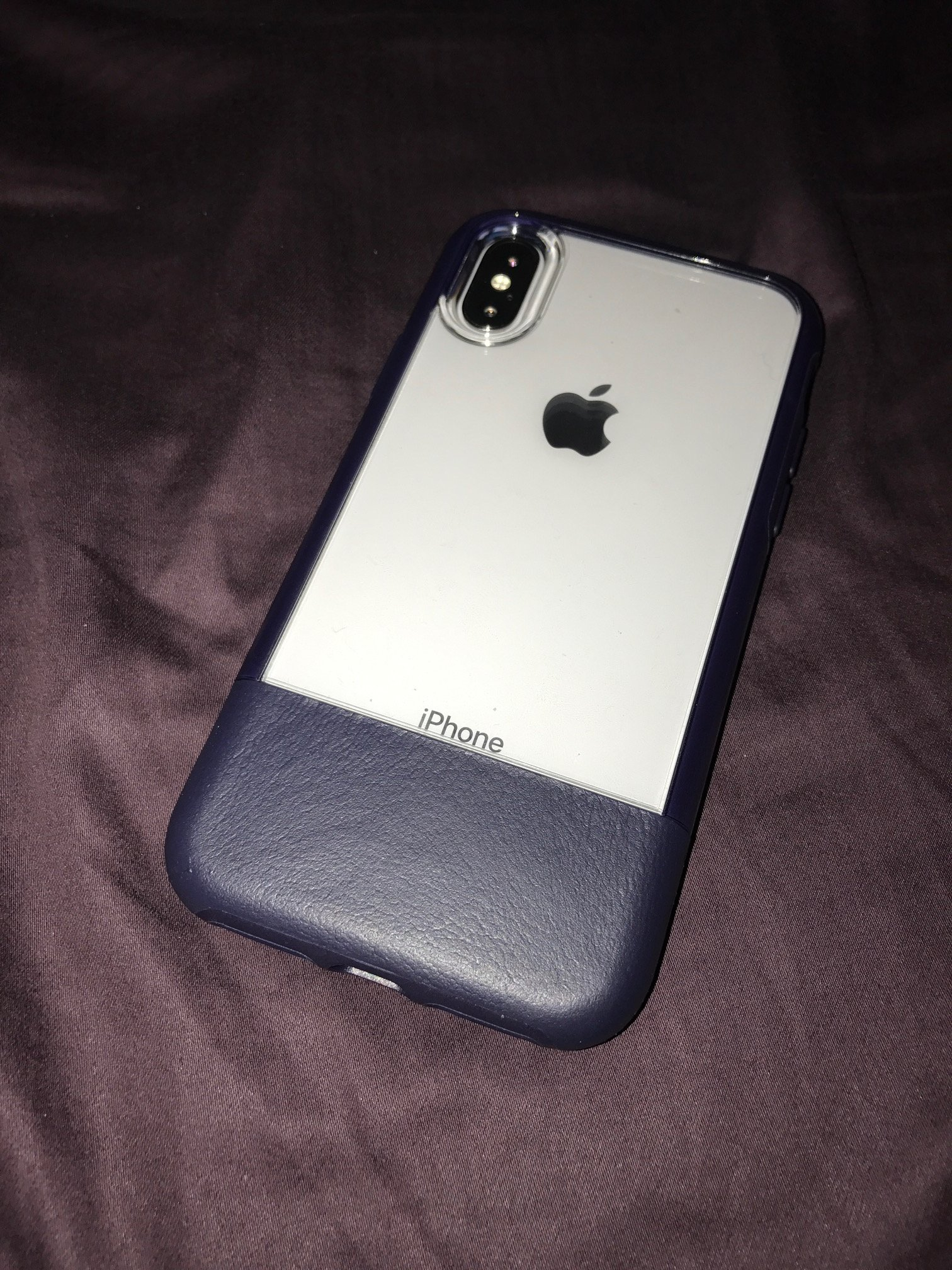 purchase cheap ee5f4 4193b Otterbox Statement for X? Worth it? | MacRumors Forums
