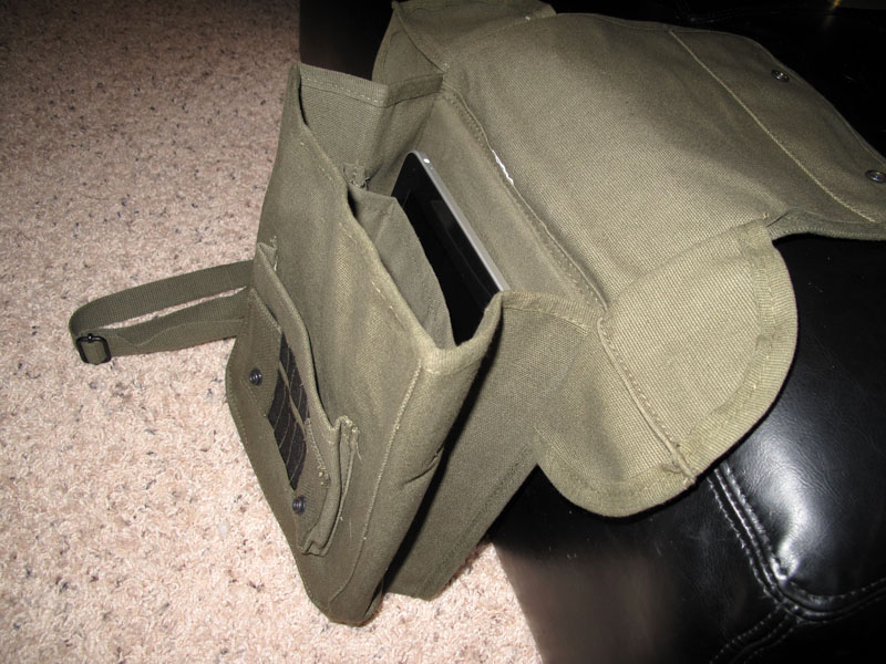 Military Map Case Shoulder Bag - Cheapest iPad Bag yet   14529aa57b0