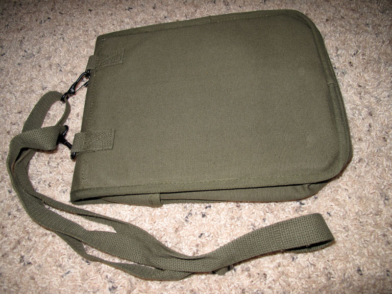 Military Map Case Shoulder Bag - Cheapest iPad Bag yet   7fbfd7fded2