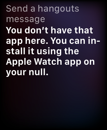 Using The Apple Watch App On Your Null Macrumors Forums