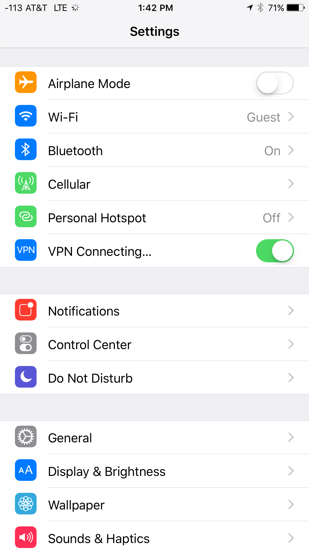 Free vpn that works on iphone