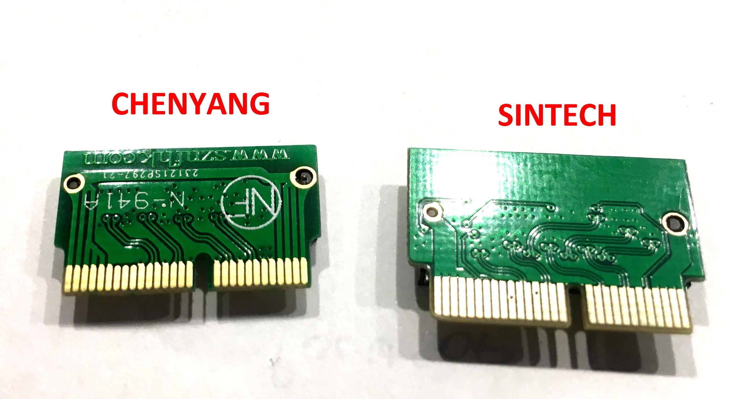 Upgrading 2013/2014 Macbook Pro SSD to M 2 NVMe | Page 6 | MacRumors