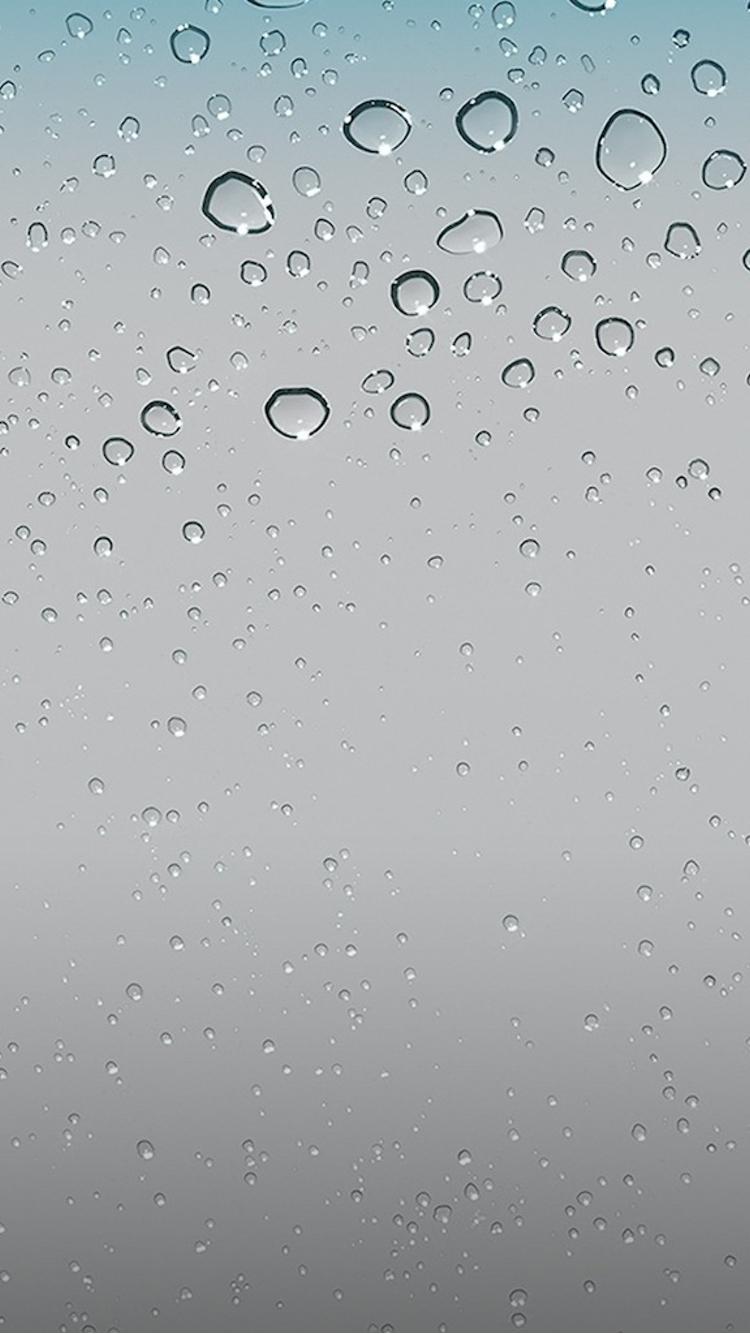 iphone orginal raindrop wallpaper customized for iphone 6 plus