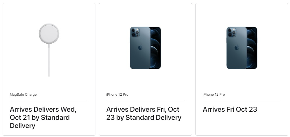 Apple.com iPhone 12/Pro/Max/Mini Pre-Order/Order Status ...