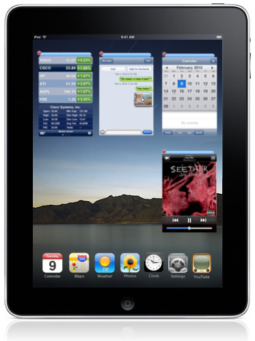 WebOS + Tablet = What the iPad Could Have Been | MacRumors Forums