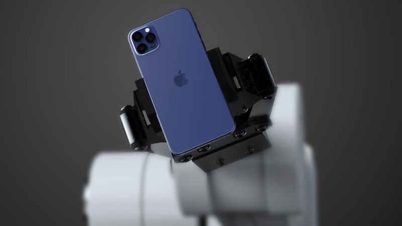 Iphone 12 And Iphone 12 Mini Leaked In Blue Red Green Black And White Macrumors