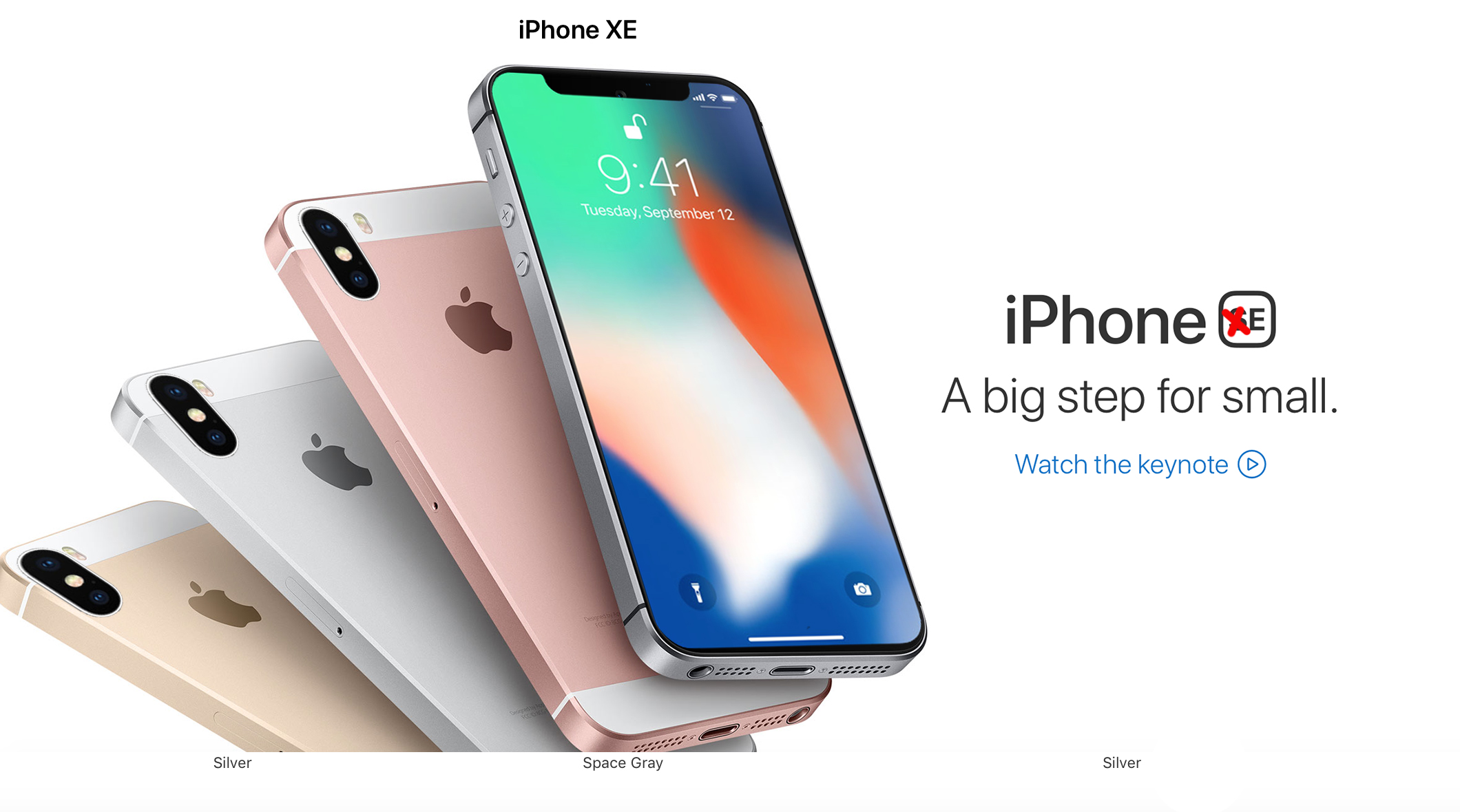 wholesale dealer af9dc f36cc Apple's 2018 iPhone Lineup Said to Gain LCD Model With Screen Larger ...