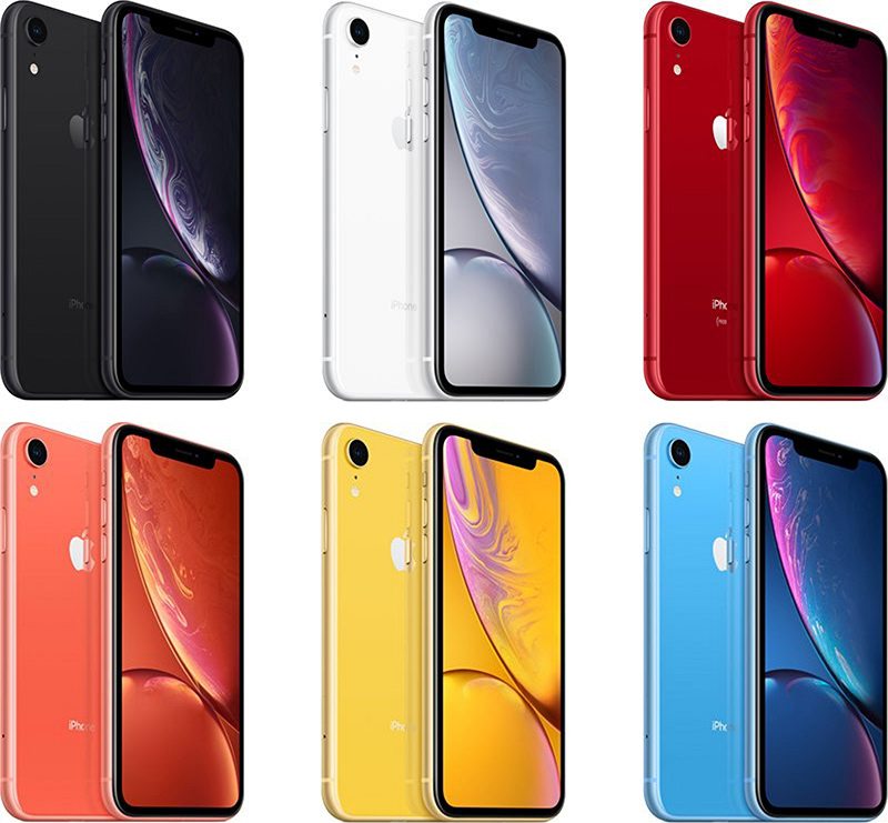 iPhone XR - Which iPhone XR color would you choose ...