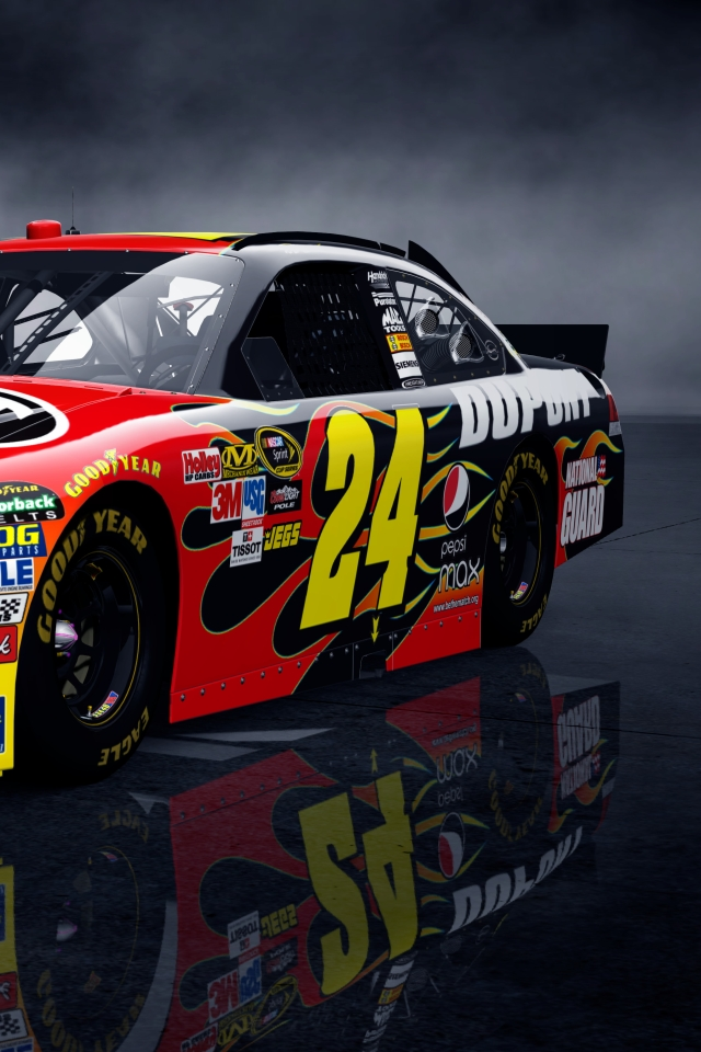 Jeff Gordon Desktop Wallpaper