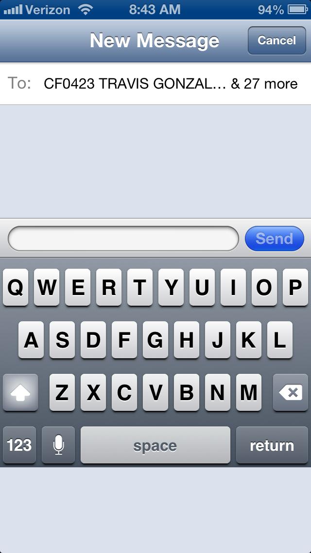 Iphone 5 Floating Keyboard Macrumors Forums