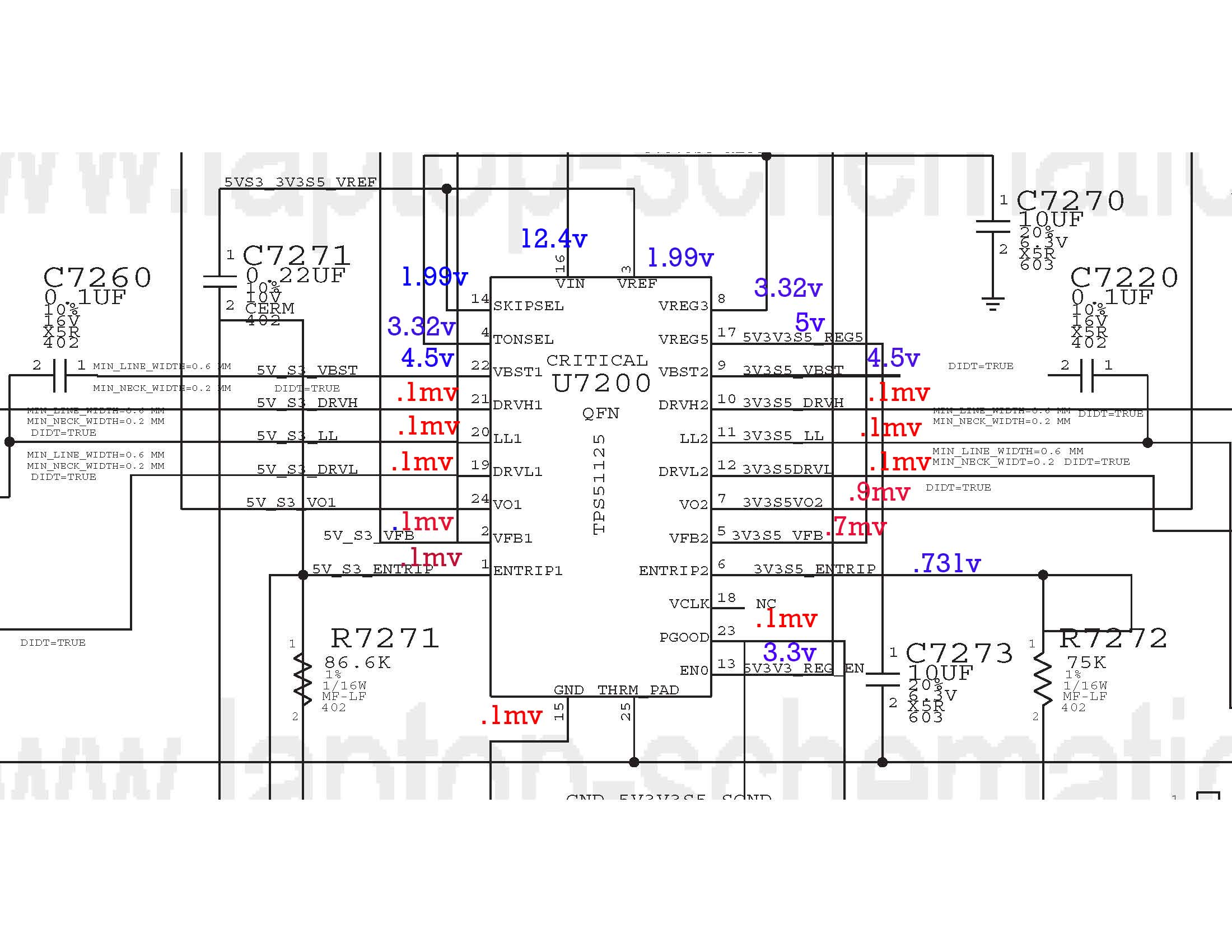 Smc Issue On Mbp 13 Hardware Troubleshooting Guide Page 54 Ipad 2 Block Diagram Lb 820 2530 Schematic U7200